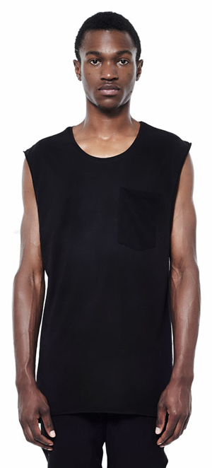 Art_Youth_Society_cut_off_muscle_pocket_tee_blk_front
