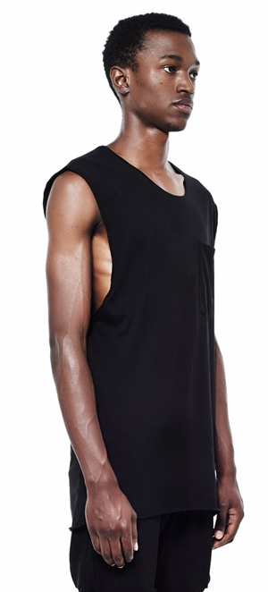 Art_Youth_Society_cut_off_muscle_pocket_tee_blk_side