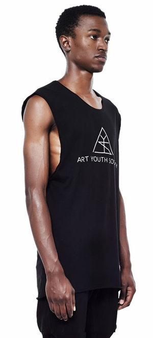 Art_Youth_Society_cut_off_muscle_tee_logo_blk_side