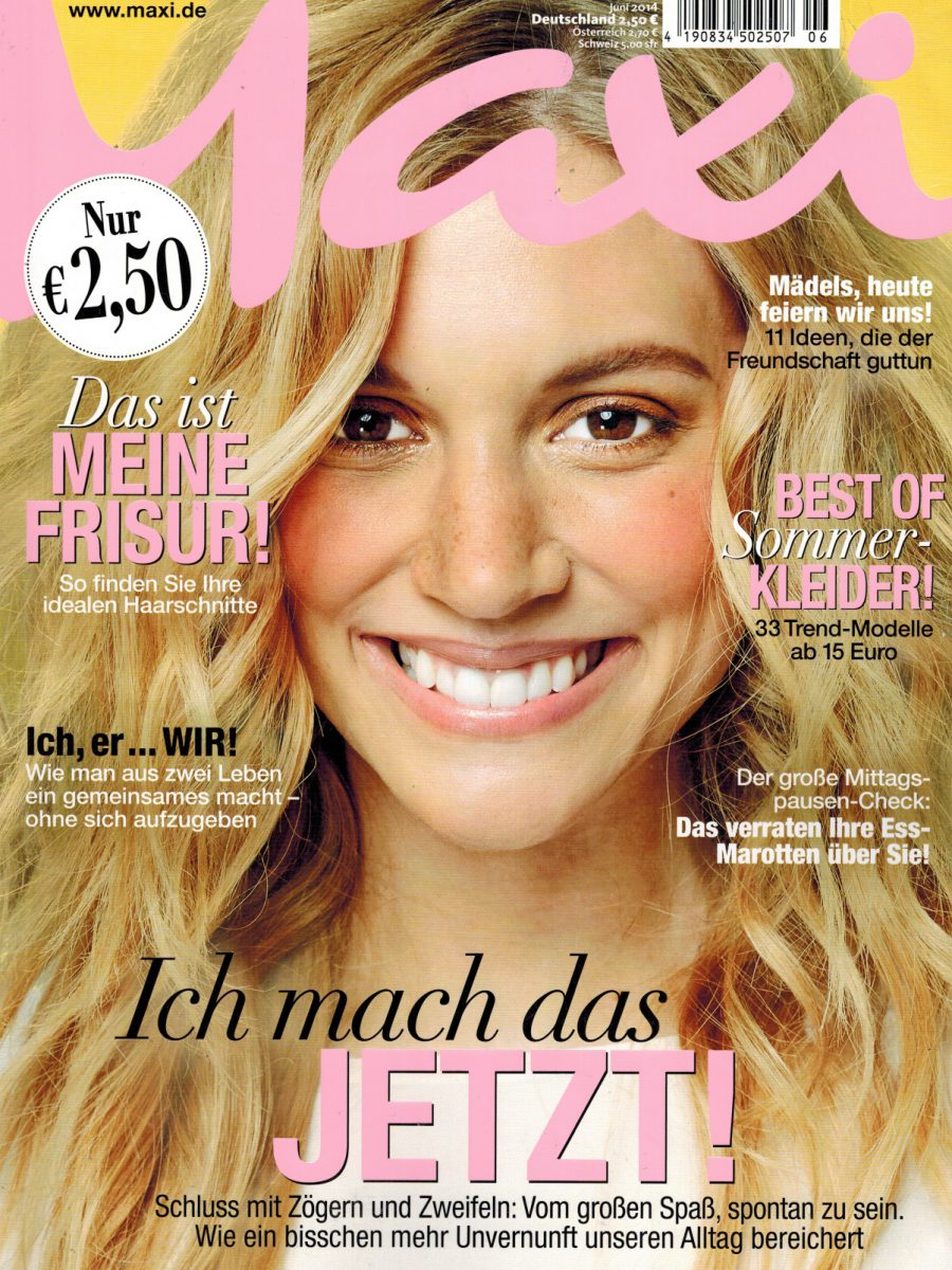 Maxi_#6_June 2014_Cover