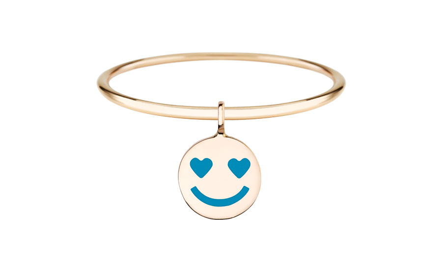 circle-eye-candy-smiley-on-yes-ring-cornflower-blue-art-youth-society-rose-gold