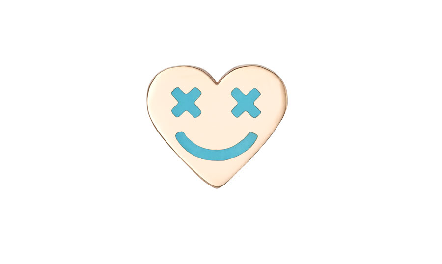 ear-stud-full-heart-smiley-blue-art-youth-society-rose-gold-1