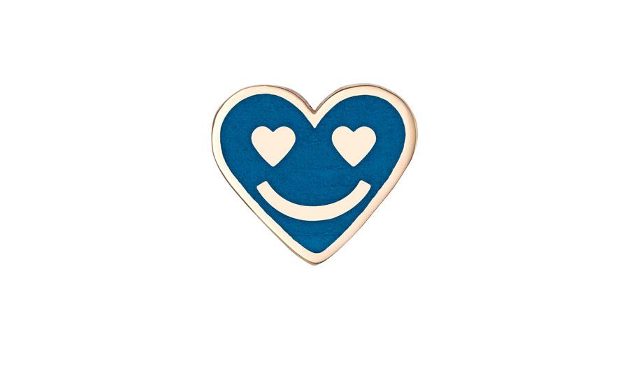 ear-stud-heart-golden-eye-smiley-medium-blue-art-youth-society-rose-gold-1