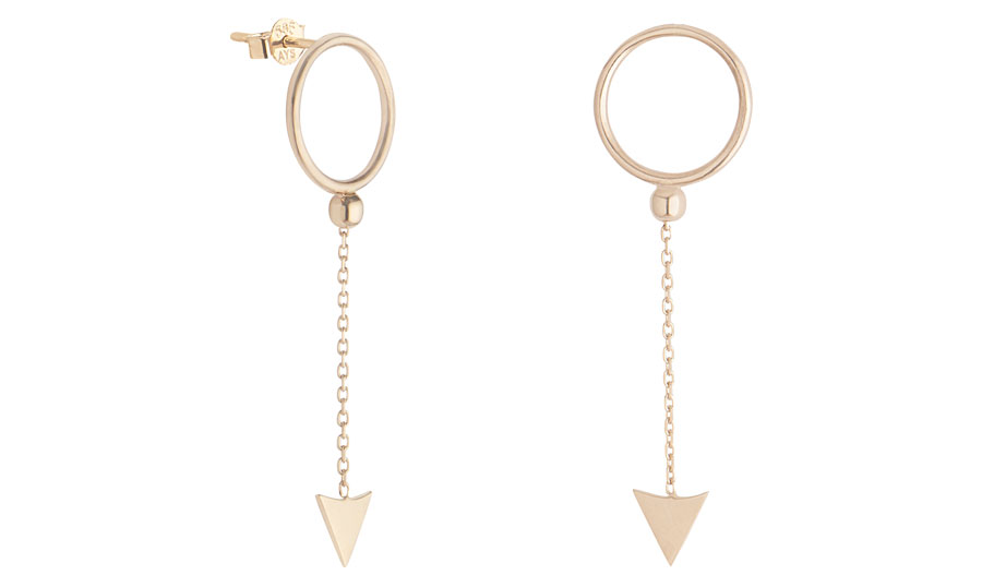 earring-arrow-art-youth-society-rose-gold