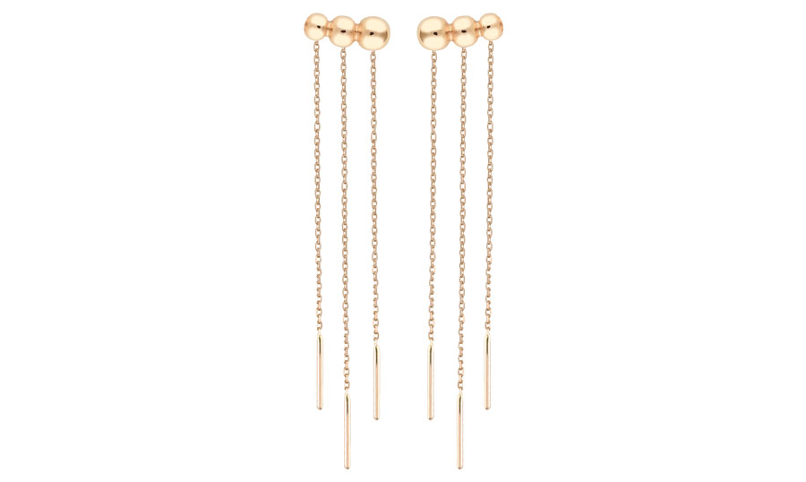 earring-floating-dot-with-chain-art-youth-society-rose-gold