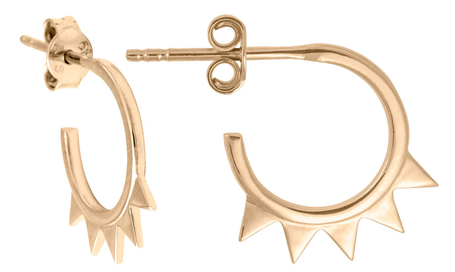 earring-spike-art-youth-society-rose-gold