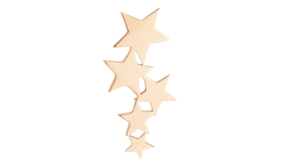 five-star-earstud-art-youth-society-rose-gold