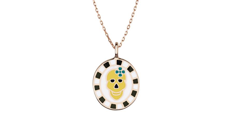 flower-skull-white-pendant-art-youth-society-rose-gold