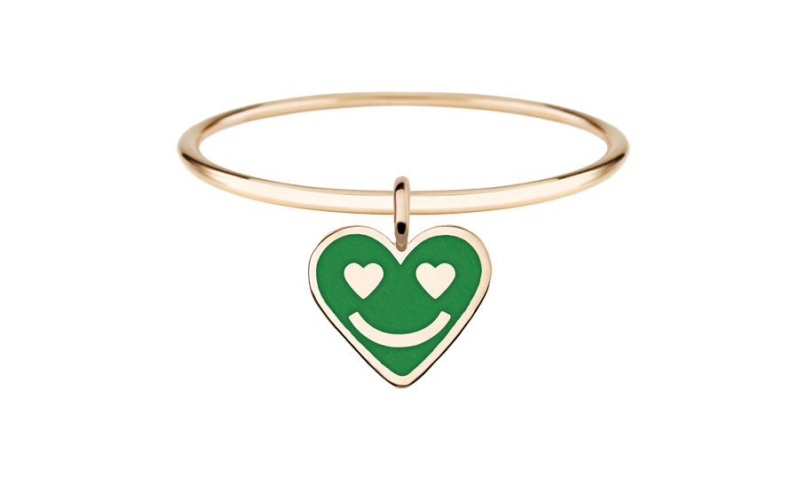 heart-golden-eye-smiley-on-yes-lime-green-ring-art-youth-society-rose-gold