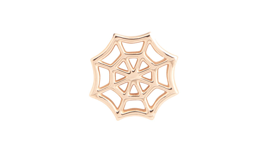 spiderweb-earstud-art-youth-society-rose-gold